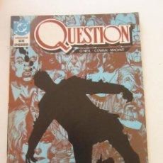 Cómics: QUESTION - Nº 2 ZINCO BUEN ESTADO MUCHOS MAS A LA VENTA, MIRA TUS FALTAS C50. Lote 199445258