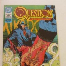 Cómics: QUESTION - Nº 8 ZINCO BUEN ESTADO MUCHOS MAS A LA VENTA, MIRA TUS FALTAS C50. Lote 199445496