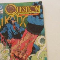 Cómics: QUESTION - Nº 8 ZINCO BUEN ESTADO MUCHOS MAS A LA VENTA, MIRA TUS FALTAS C50. Lote 199445501