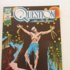 Cómics: QUESTION - Nº 9 ZINCO BUEN ESTADO MUCHOS MAS A LA VENTA, MIRA TUS FALTAS C50. Lote 199445527