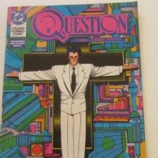 Cómics: QUESTION - Nº 11 ZINCO BUEN ESTADO MUCHOS MAS A LA VENTA, MIRA TUS FALTAS C50. Lote 199445712