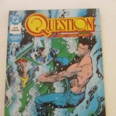 Cómics: QUESTION - Nº 13 ZINCO BUEN ESTADO MUCHOS MAS A LA VENTA, MIRA TUS FALTAS C50. Lote 199453157
