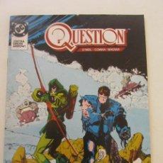 Cómics: QUESTION - Nº 17 ZINCO BUEN ESTADO MUCHOS MAS A LA VENTA, MIRA TUS FALTAS C50. Lote 199453490