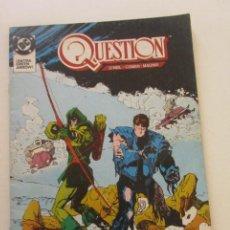 Cómics: QUESTION - Nº 17 ZINCO BUEN ESTADO MUCHOS MAS A LA VENTA, MIRA TUS FALTAS C50. Lote 199453511