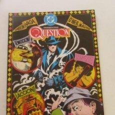 Cómics: QUESTION - Nº 20 ZINCO BUEN ESTADO MUCHOS MAS A LA VENTA, MIRA TUS FALTAS C50. Lote 199453538