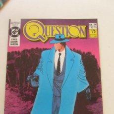 Cómics: QUESTION - Nº 34 ZINCO BUEN ESTADO MUCHOS MAS A LA VENTA, MIRA TUS FALTAS C50. Lote 199453803