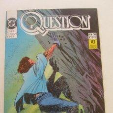Cómics: QUESTION - Nº 36 ZINCO BUEN ESTADO MUCHOS MAS A LA VENTA, MIRA TUS FALTAS C50. Lote 199454001