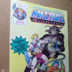 Cómics: MASTERS DEL UNIVERSO. NUMS: 9, 10,11 Y 12. RETAPADO.. Lote 199457922