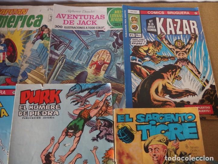 Cómics: CAPITÁN AMÉRICA - Foto 3 - 199658275