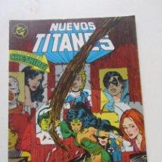 Comics : NUEVOS TITANES VOL I Nº 43 1986 ZINCO MUCHOS MAS A LA VENTA , MIRA TUS FALTAS CS218. Lote 199792660