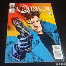 Comics: QUESTION 35 ZINCO. Lote 199865496