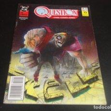 Comics: QUESTION 25 ZINCO. Lote 199865568