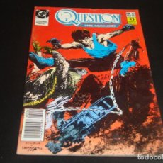 Comics: QUESTION 22 ZINCO. Lote 199865623