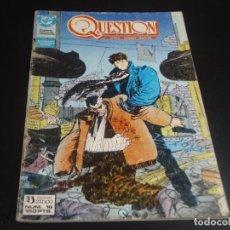 Cómics: QUESTION 16 ZINCO. Lote 199865698