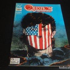 Comics: QUESTION 14 ZINCO. Lote 199865738