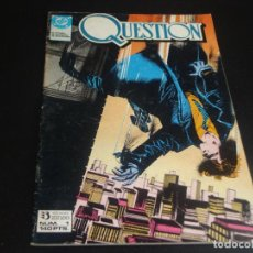Comics: QUESTION 1 ZINCO. Lote 199866357