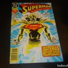 Comics: SUPERMAN 7 ZINCO. Lote 199871521