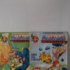 Cómics: &- COMICS: MASTERS DEL UNIVERSO, 2, AÑO 1986. &. Lote 199927952
