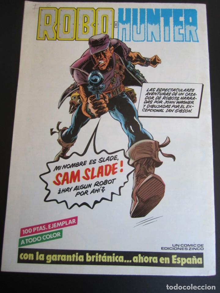 Cómics: BATMAN (1984, ZINCO) 16 · V-1985 · BATMAN - Foto 2 - 199944430