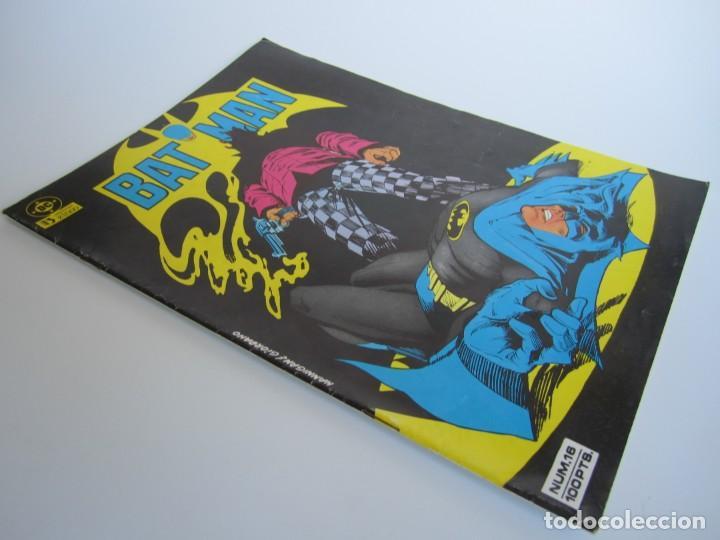 Cómics: BATMAN (1984, ZINCO) 16 · V-1985 · BATMAN - Foto 3 - 199944430
