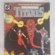 Cómics: COMIC / LOS NUEVOS TITANES Nº 1 / EDICIONES ZINCO 1984. Lote 200113278