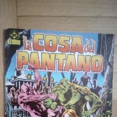 Cómics: LA COSA DEL PANTANO Nº 5 VOL. 1 ZINCO. Lote 200144067