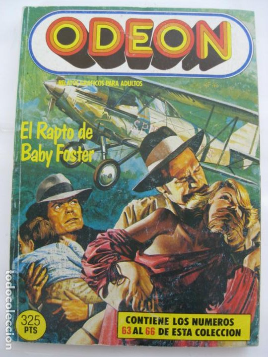 Cómics: ODEON TOMO 4 - ZINCO - Foto 1 - 200152902