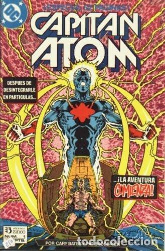 CAPITAN ATOM COMPLETA 20 Nº. EDICIONES ZINCO (Tebeos y Comics - Zinco - Otros)