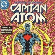 Cómics: CAPITAN ATOM COMPLETA 20 Nº. EDICIONES ZINCO. Lote 200165012