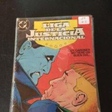 Comics: ZINCO DC LIGA DE LA JUSTICIA EUROPA INTERNACIONAL NUMERO 15 NORMAL ESTADO. Lote 200263732