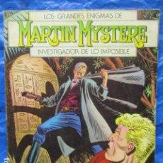 Cómics: MARTIN MYSTERE, EDICIONES ZINCO (1982) Nº 3 - LA VENGANZA DE RA. Lote 200396805