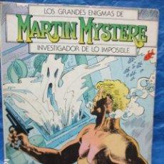 Cómics: MARTIN MYSTERE. Nº 10. EL SECRETO DEL LUSITANIA - ED. ZINCO, AÑOS 80. Lote 200396906