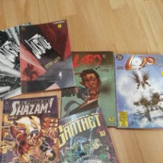Cómics: LOTE COMICS EDITORIAL ZINCO. Lote 200565320