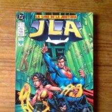 Cómics: LA LIGA DE LA JUSTICIA: JLA NUEVO ORDEN MUNDIAL - VID / DC - RÚSTICA. Lote 200834037