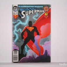 Cómics: CÓMIC SUPERMAN EL COMIENZO DEL MAÑANA - NÚMERO 19 - EDICIONES ZINCO. Lote 201505037