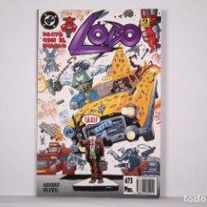 Comics: CÓMIC LOBO - PACTO CON EL DIABLO - DC - EDICIONES ZINCO. Lote 201505056