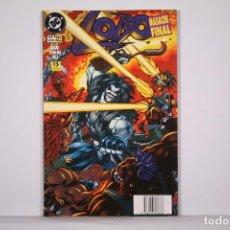Comics: CÓMIC LOBO - MASACRE FINAL - DC - EDICIONES ZINCO. Lote 201505062