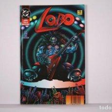 Comics: CÓMIC LOBO - LARGA VIDA AL ROCK N ROLL - DC - EDICIONES ZINCO. Lote 201505073