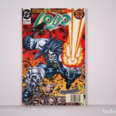 Comics: CÓMIC LOBO - AQUI ESTA: ¡EL ORIGEN DE LOBO! - DC - EDICIONES ZINCO. Lote 201505078