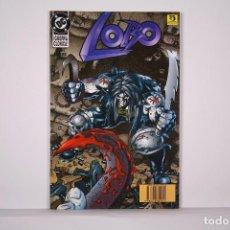 Comics : CÓMIC LOBO - ¡GUERRA CLÓNICA! - DC - EDICIONES ZINCO. Lote 201505080