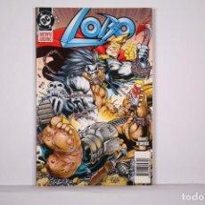 Cómics: CÓMIC LOBO - ¡INSTINTO ASESINO! - DC - EDICIONES ZINCO. Lote 201505088