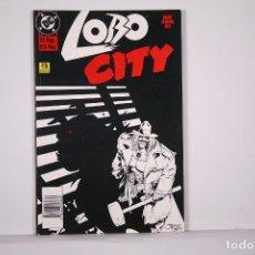 Comics: CÓMIC LOBO - LOBO CITY - DC - EDICIONES ZINCO. Lote 201505097