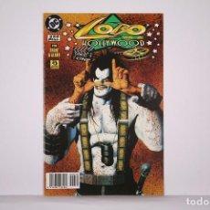 Cómics: CÓMIC LOBO - LOBO VA A HOLLYWOOD - HISTORIA COMPLETA - DC - EDICIONES ZINCO. Lote 201505108