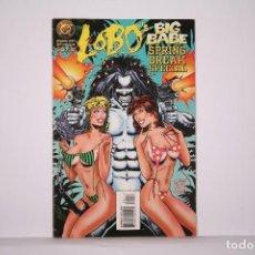 Cómics: CÓMIC LOBO - BIG BABE SPRING BREAK - PRIMAVERA 1995 - USA - DIRECT SALES. Lote 201505127