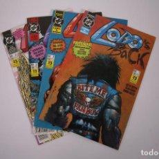 Cómics: CÓMIC LOBO - MINISERIE 4 EPISODIOS - LOBO: EL REGRESO - EDICIONES ZINCO. Lote 201505136