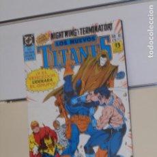 Comics: LOS NUEVOS TITANES Nº 40 - ZINCO. Lote 234287860