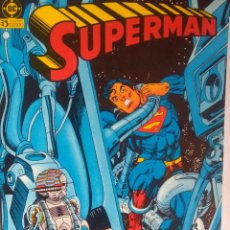 Cómics: SUPERMAN TOMO5 NUMEROS 21-22-23-25 ZINCO. Lote 202084892