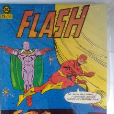Comics: FLASH TOMO 2 - NUMEROS 6 AL 10 ZINCO. Lote 202086166