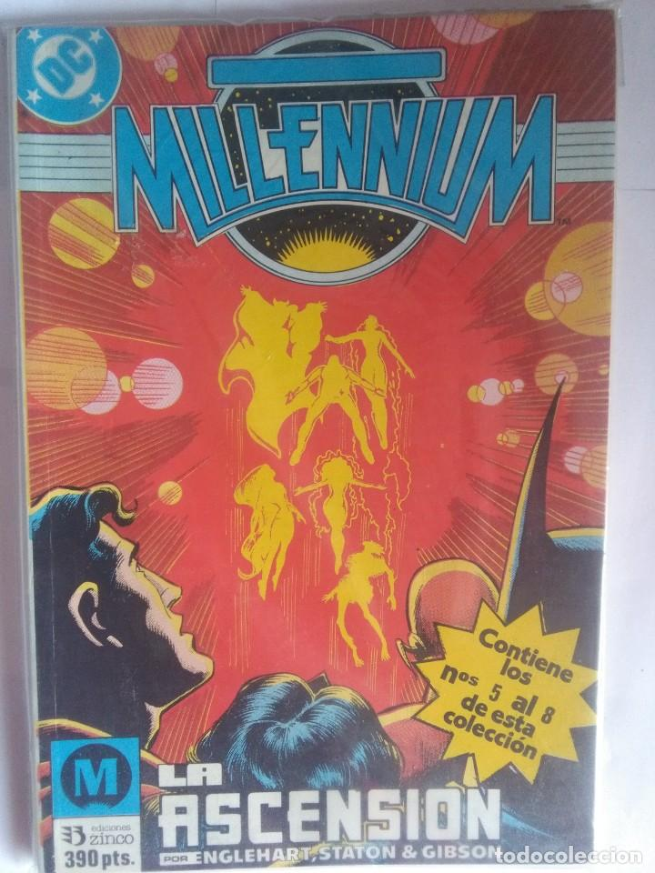 MILLENNIUM 5 AL 8 (Tebeos y Comics - Zinco - Millenium)