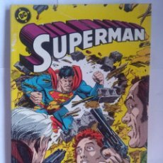 Cómics: SUPERMAN TOMO 11 NÚMEROS 11 AL 15. Lote 202110030